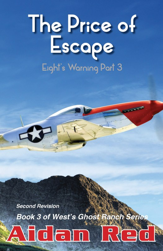 Book Cover: Eight's Warning Part 3