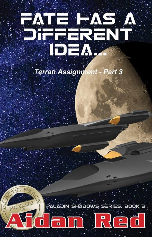 Book Cover: Terran Assignment Part 3