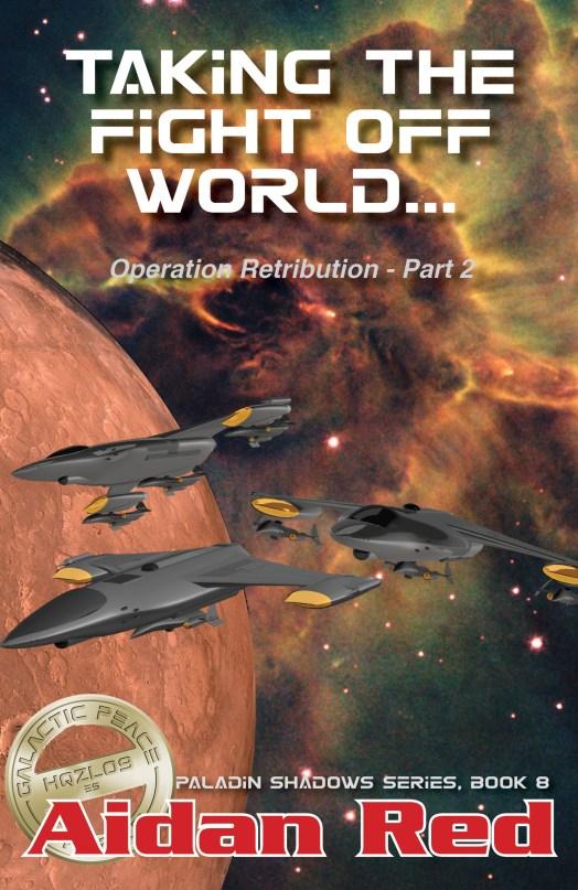 Book Cover: Operation Retribution Part 2