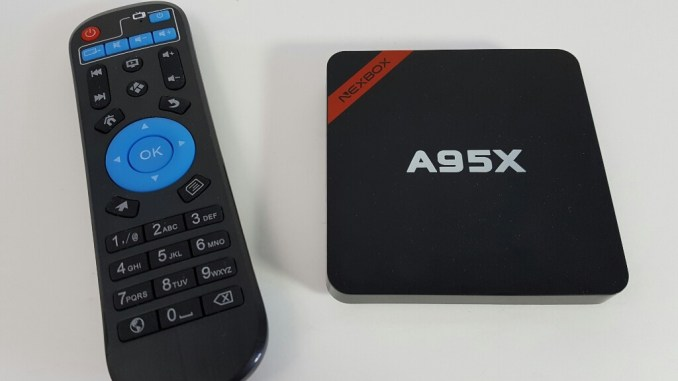 Nexbox A95X TV Box REVIEW - Redskull
