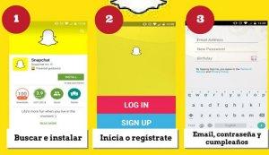 crear-snapchat