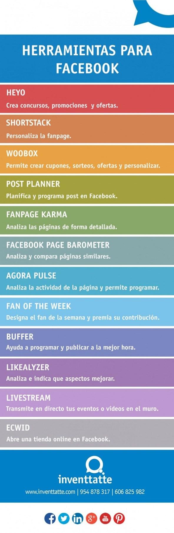 Herramientas-para-Facebook-infografía