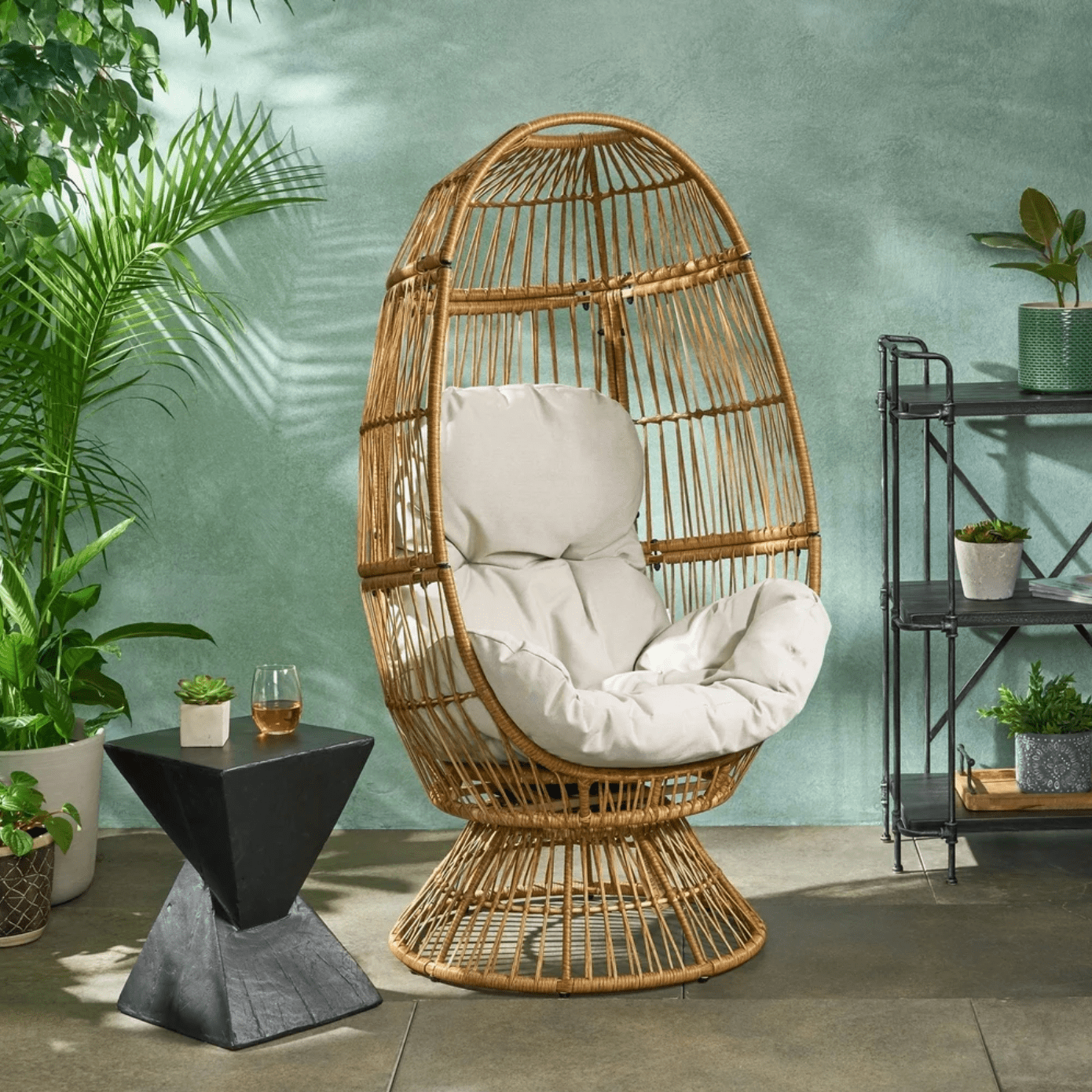 the target egg chair