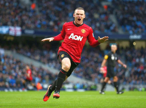 The Cost Of Insuring Britain's Most Valuable Footballer -Wayne Rooney (Infographic)
