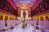 Gala für die geladenen Gäste im noblen Friedrich-von-Thiersch-Saal.