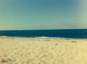 Wo die Wellen leise rauschen
