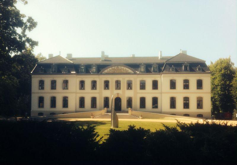 Schmuckstück: Das Resort Weissenhaus