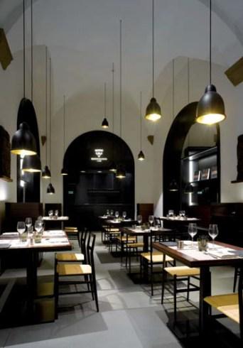 Im Gucci-Museum in Florenz (hier das Café) kann man die Geschichte der Marke erleben
