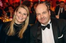 Ilona Felgenhauer (Procter & Gamble) und Dirk Wiedenmann (Bauer Advertising KG). Foto: Christian Rudnik