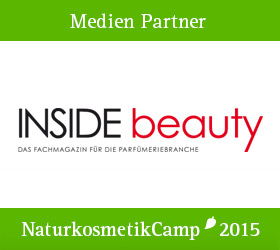 INSIDE beauty: Medienpartner NaturkosmetikCamp