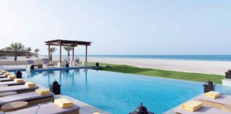 Sir Bani Yas Island Al Yamm Villa Resort, Abu Dhabi