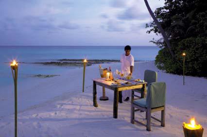 Soneva Fushi by Six Senses, Malediven
