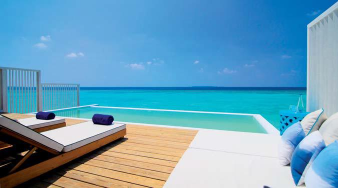 Amilla Fushi, Malediven