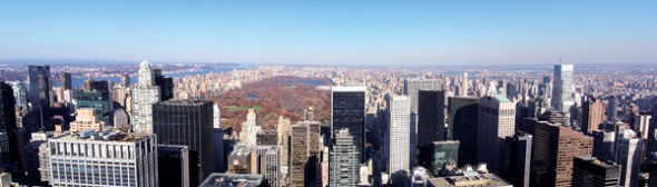 Sehnsuchtsziel New York! Für den Duft-Unternehmer Ulrich Lang, der in Greenwich Village lebt, ist Big Apple schon seit mehr als 15 Jahren sein zweites Zuhause