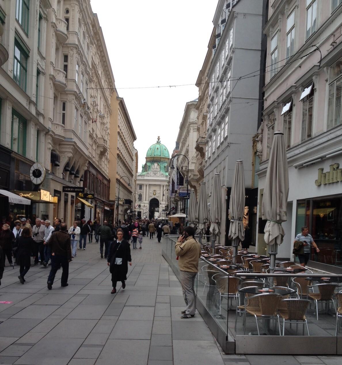 SPA inside unterwegs in Österreich