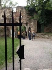 Morgenspaziergang auf die Burg von Gars, mit kleinem Smootie-Umtrunk