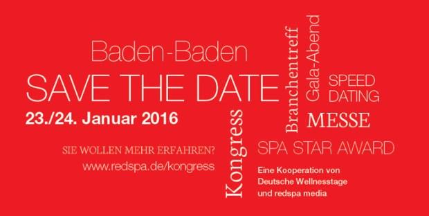 Spa Kongress, Baden-Baden, Kongresshaus, Januar 2016