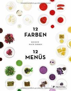 12 Farben Menüs