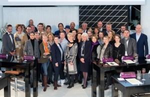 Jurysitzung 2016 für die Duftstars in Berlin. Foto: CHLietzmann/Fragrance Foundation
