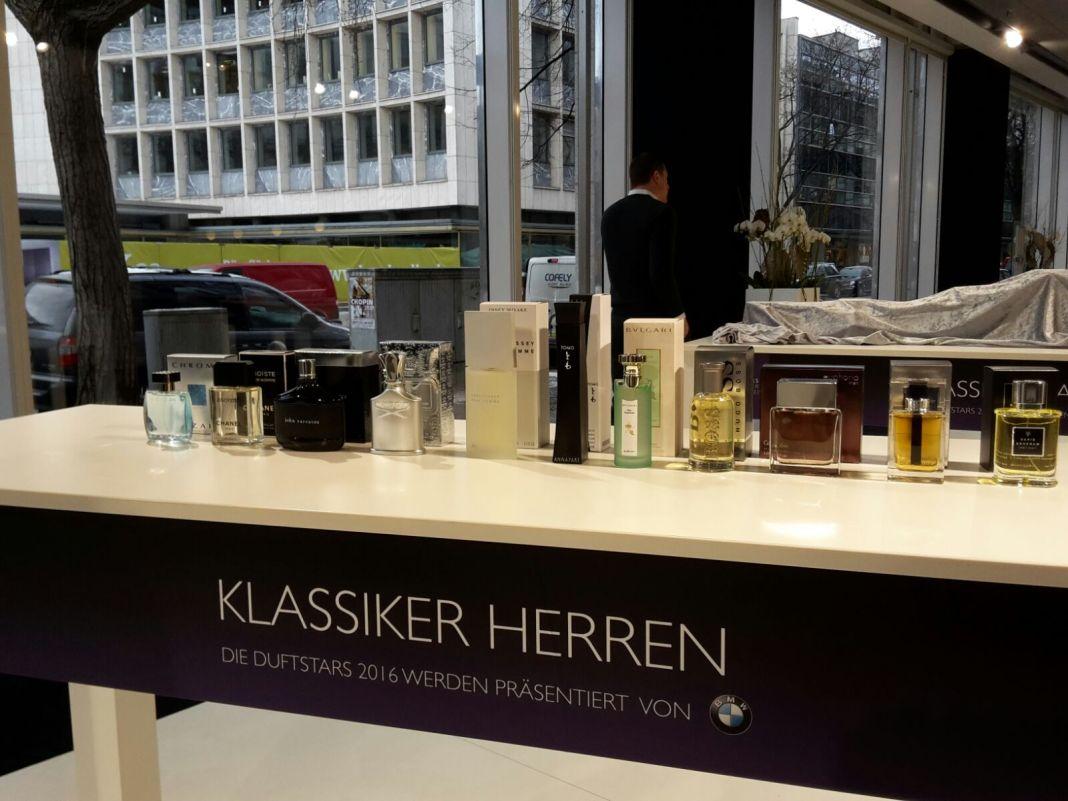 Duftstars 2016: Jury nominiert Parfums