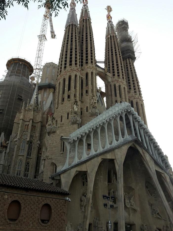 Die Sagrada Familia