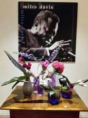 In der Miles Davis Lounge im Hotel Kulm können bei stimmungsvoller Jazz-Musik Zigarren genossen werden.