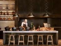 Offene Küche im Six Senses Douro Valley