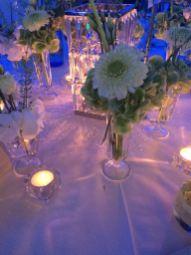 Dinner in den Swarovski Kristallwelten - eine atemberaubende Atmosphäre mit toller Deko.