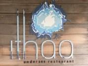 Das legendäre Unterwasser-Restaurant Ithaa