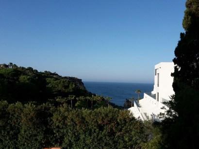 Auf einem der Steilhänge thront das Tivoli Varveiro - mit fantastischem Blick und Wohlfühlatmosphäre.