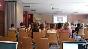 Keynote-Vortrag von Sonja Schiff