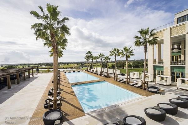 Europas Erstes Anantara Reort An Der Algarve Redspa De