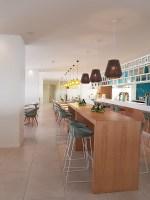 Das Iberostar Sabila, das im März als 5-Sterne-Premium-Hotel nur für Erwachsene eröffnet wurde. Sehr modernes, sehr ansprechendes Design-Konzept.