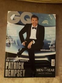 Alle Gewinner gibt es in der aktuellen Ausgabe von GQ