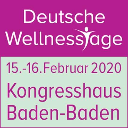 Deutsche Wellnesstage 2020