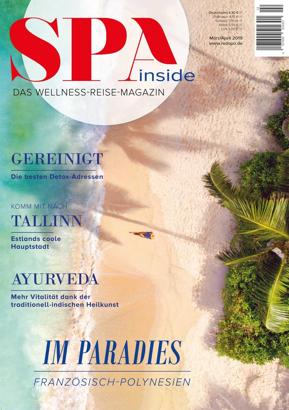 SPA inside - Ausgabe 02/2019