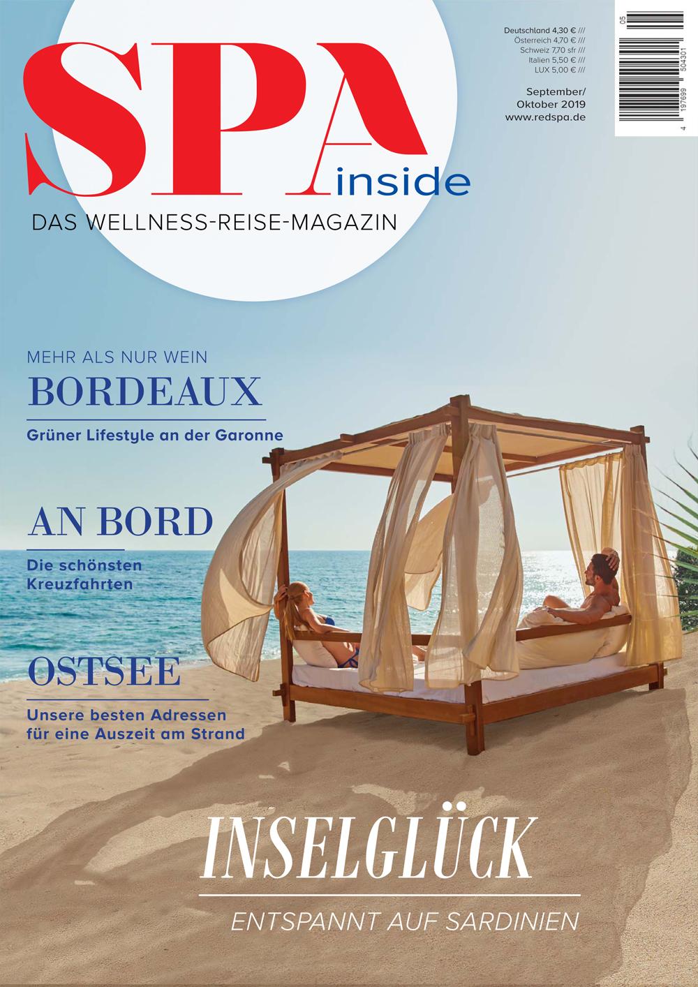 SPA inside - Ausgabe 05/2019
