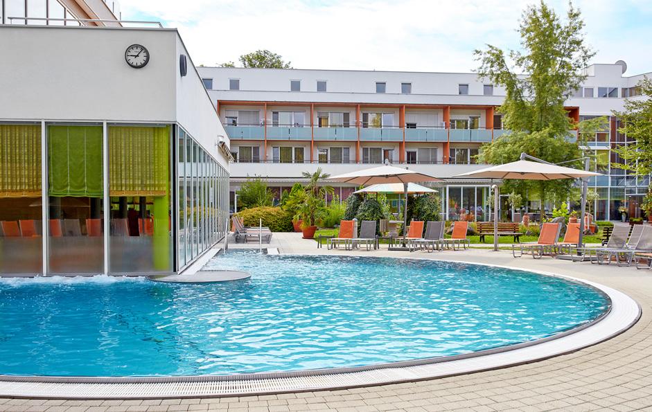 Thermalhotel Fontana, Bad Radkersburg