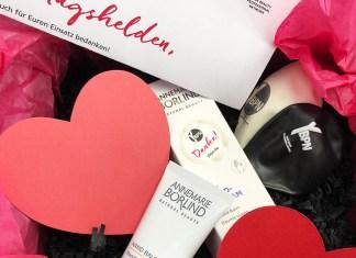Spendenaktion der Beauty Alliance