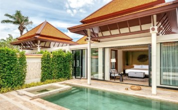 Banyan Tree Wellbeing Sanctuary Phuket Thailand