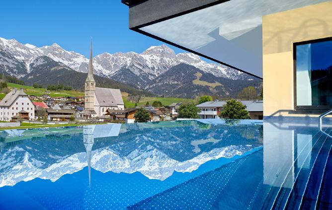 Die Hochkönigin Magic Mountain Resort