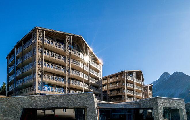 Valsana Hotel & Appartements Arosa