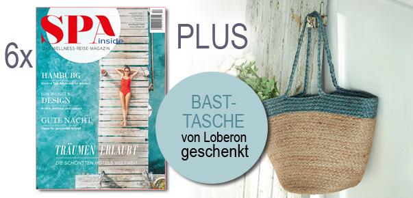 Bast-Tasche von Loberon