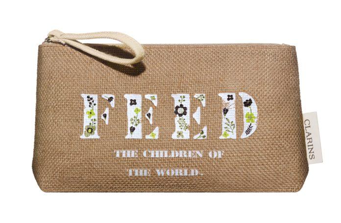 FEEDxClarins_Kosmetiktäschchen 2021