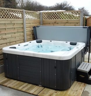 Red Spa 6004 installation
