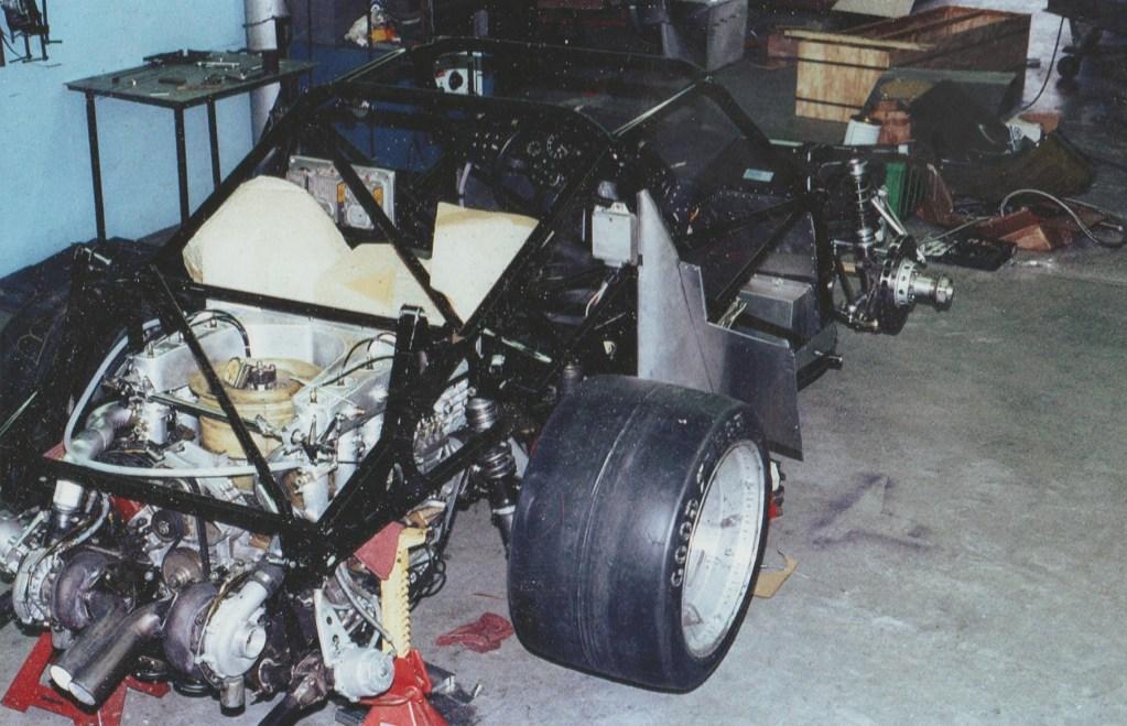 fabcar porsche 935