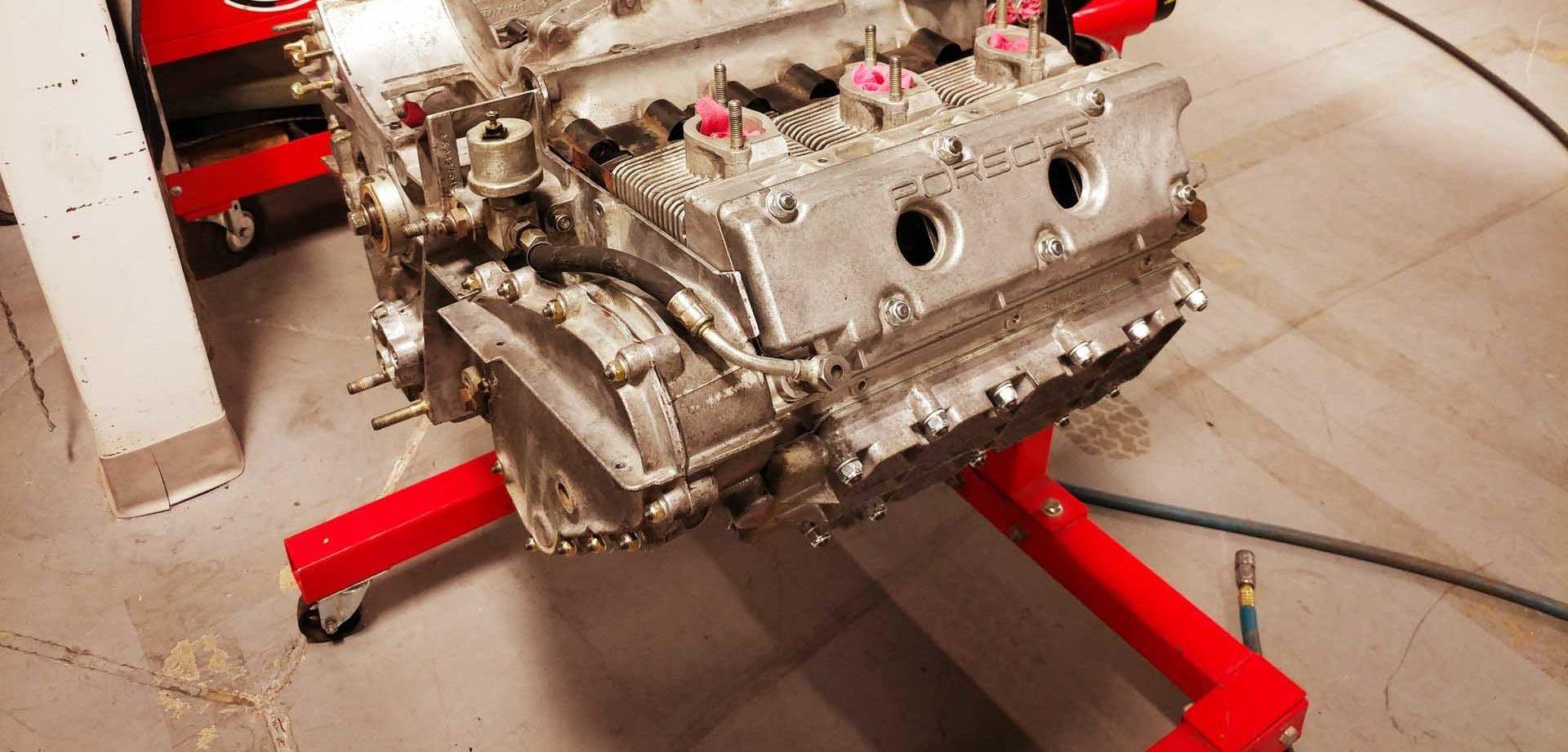 porsche 911 sc motor