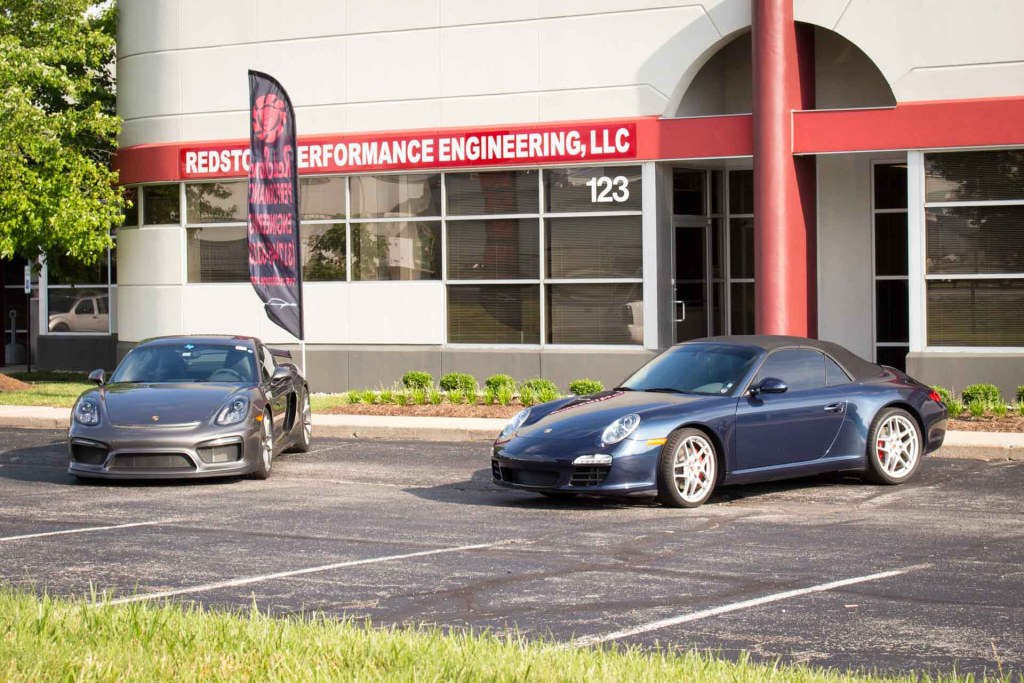 redstone performance engineering porsche specialist