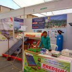 Redsun Solar presence in Agri Expo at Bhuj
