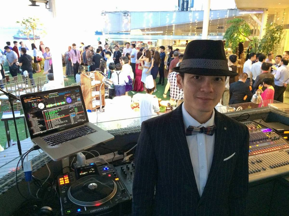 SG Wedding DJ